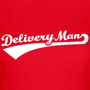 Delivery man T-Shirts - Frauen T-Shirt