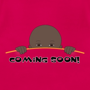 coming soon (black baby) - T-shirt Femme