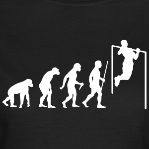 Evolution Pull Up T-Shirts - Women's T-Shirt