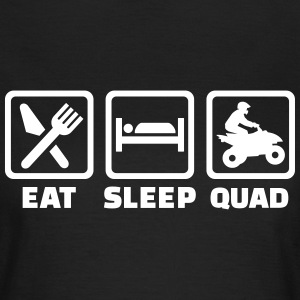Quad T-Shirts - Frauen T-Shirt