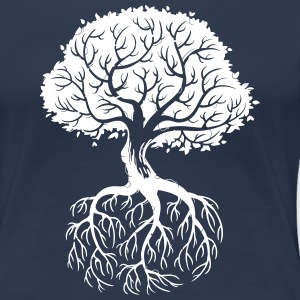 Roots T-Shirts - Frauen Premium T-Shirt