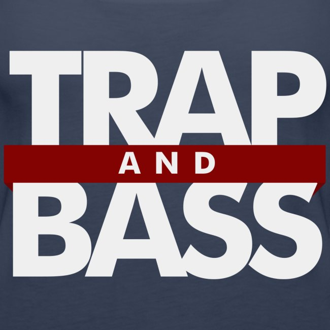 Trap and Bass Womens Tanktop