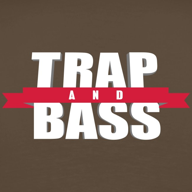 Trap and Bass T-Shirt (Monsters of Trap)