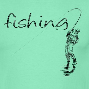 fisher Tee shirts - T-shirt Homme