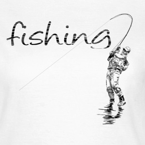 fisher T-Shirts - Frauen T-Shirt