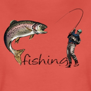 fisher T-Shirts - Frauen Premium T-Shirt