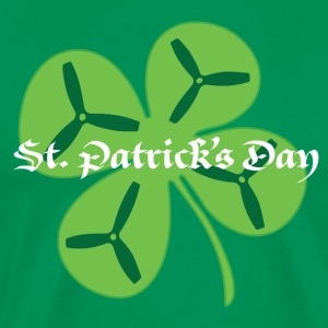 St. Paddy's Day (light) - Men's Premium T-Shirt