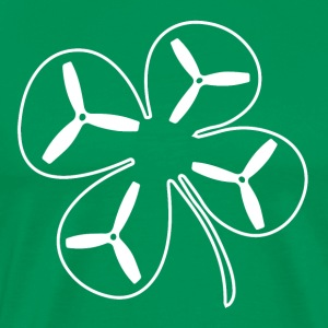 St. Paddy's Day (white) - Men's Premium T-Shirt