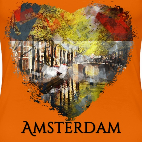 My heART  beats for … Amsterdam