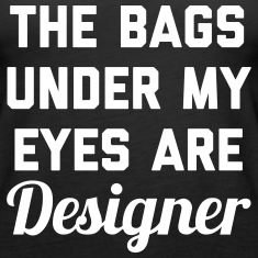 Designer Bags Funny Quote Tops