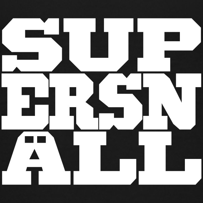 SUPERSNÄLL (barn)