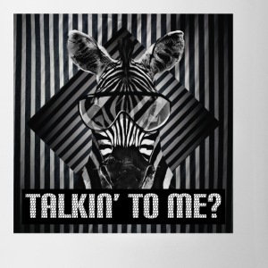 Zebra | Talkin' to me - Tasse