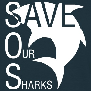 Save Our Sharks ! - T-shirt Homme