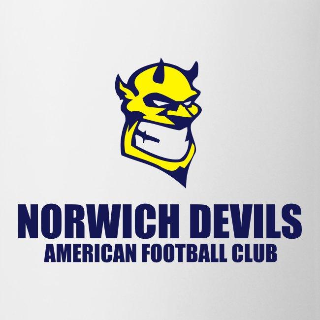 Norwich Devils Mug (Left Handed)