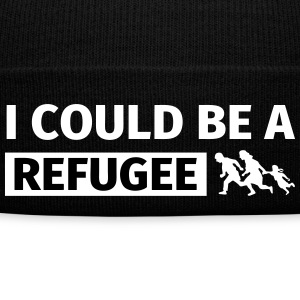 I could be a refugee Caps & Hats - Winter Hat