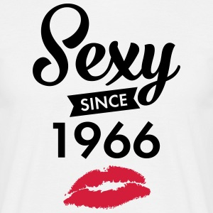 Sexy Since 1966 T-shirts - Herre-T-shirt