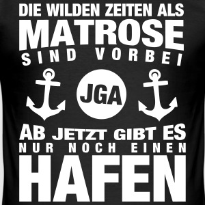Matrose JGA T-Shirts - Männer Slim Fit T-Shirt