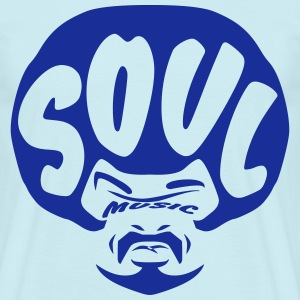 Soul music - T-shirt Homme