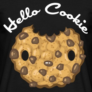 Hello cookie - T-shirt Homme