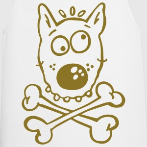 Pirate Dog  Aprons - Cooking Apron