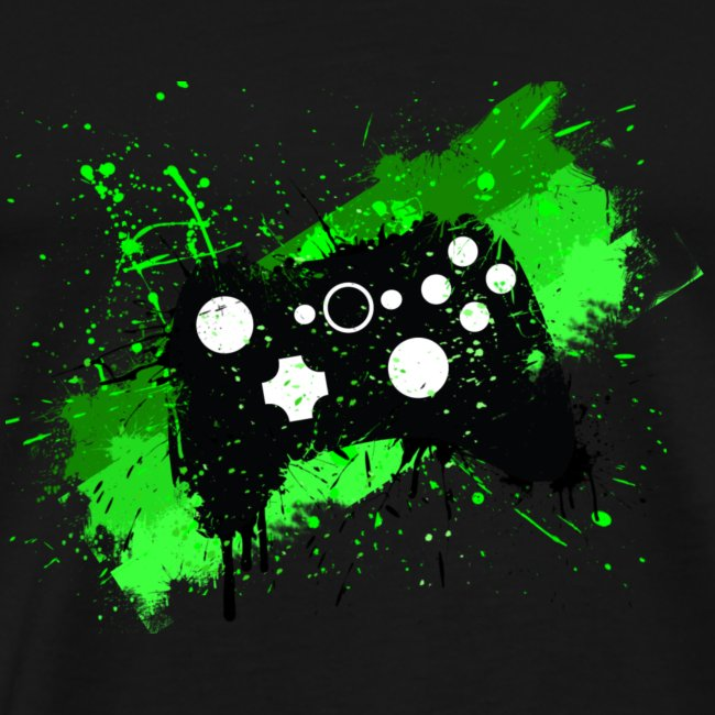 Mens Gaming Controller T-Shirt