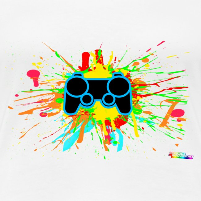 Women's Splatter Controller Shirt