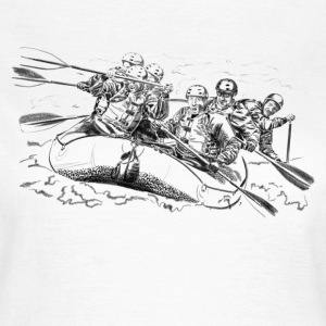 rafting T-Shirts - Frauen T-Shirt