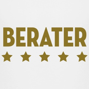 Berater Beraterin Rat Mentor Management Finanzen T-Shirts - Teenager Premium T-Shirt
