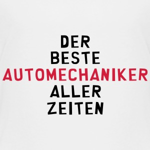Automechaniker Mechaniker Garage Auto Karosserie T-Shirts - Kinder Premium T-Shirt