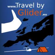 Motiv ~ TravelByGlider Tasse