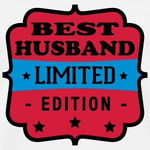 Best husband limited edition Koszulki - Koszulka męska Premium