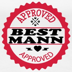Approved best mann T-Shirts