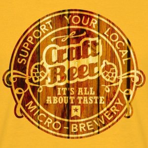 Craft Beer T-Shirts - Men's T-Shirt