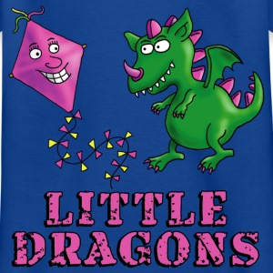 dragon_and_dragon_05201602 T-Shirts - Kinder T-Shirt