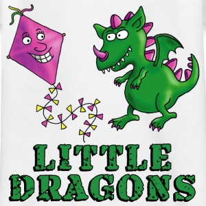 dragon_and_dragon_05201601 T-Shirts - Kinder T-Shirt