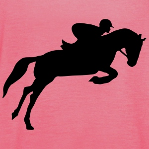 riding, horse, equestrian Top - Top da donna della marca Bella