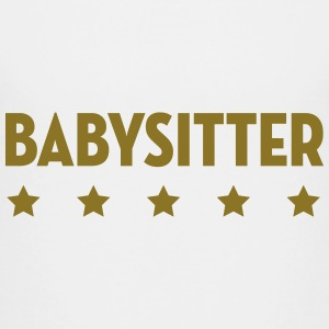 Babysitter Babysitting Baby-sitter Kind T-Shirts - Teenager Premium T-Shirt