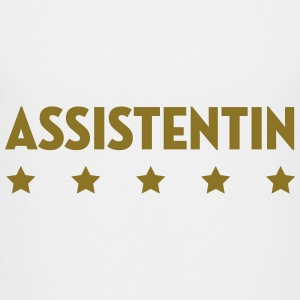 Assistent - Assistentin - Mitarbeiter - Chef T-Shirts - Teenager Premium T-Shirt