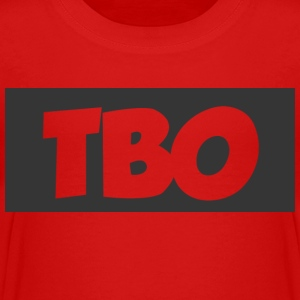 TBO Red - Teenage Premium T-Shirt