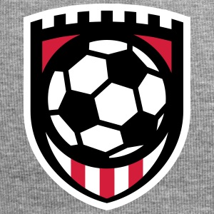 Minimal football logo / coat of arms / flag / badge Kepsar & mössor - Jerseymössa