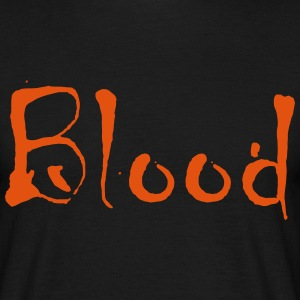 Blood - T-shirt Homme