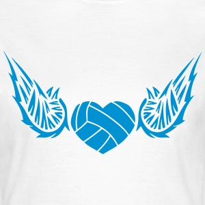 volleyball_waterpolo wing logo 28042 T-Shirts - Women's T-Shirt