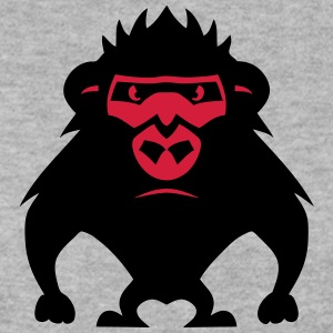 Gorilla drawing 27042 Hoodies & Sweatshirts - Men's Sweatshirt
