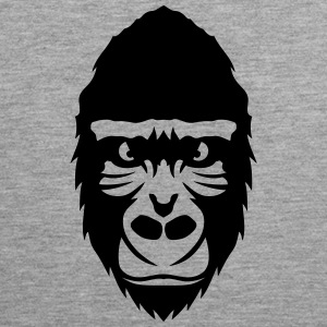 Gorilla head 2704 Sports wear - Men's Premium Tank Top
