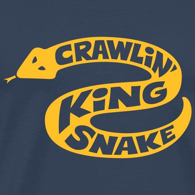 Crawlin' King Snake