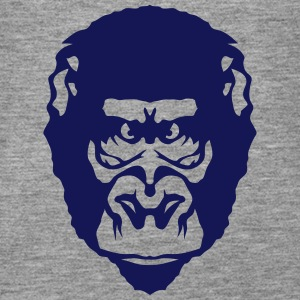 Gorilla animal 26 Tops - Women's Premium Tank Top