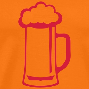 Beer glass 26 T-Shirts - Men's Premium T-Shirt
