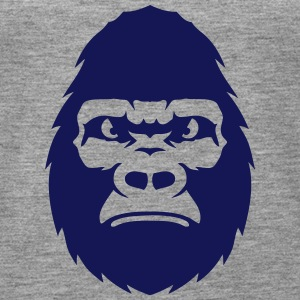 Gorilla animal Tops - Women's Premium Tank Top