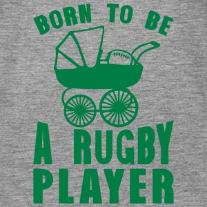 rugby landau born player to be Tops - Camiseta de tirantes premium mujer