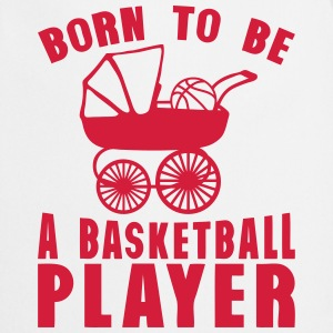 basketball landau born player to be 2  Aprons - Cooking Apron